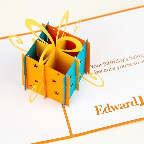 Birthday Gift – EJ
