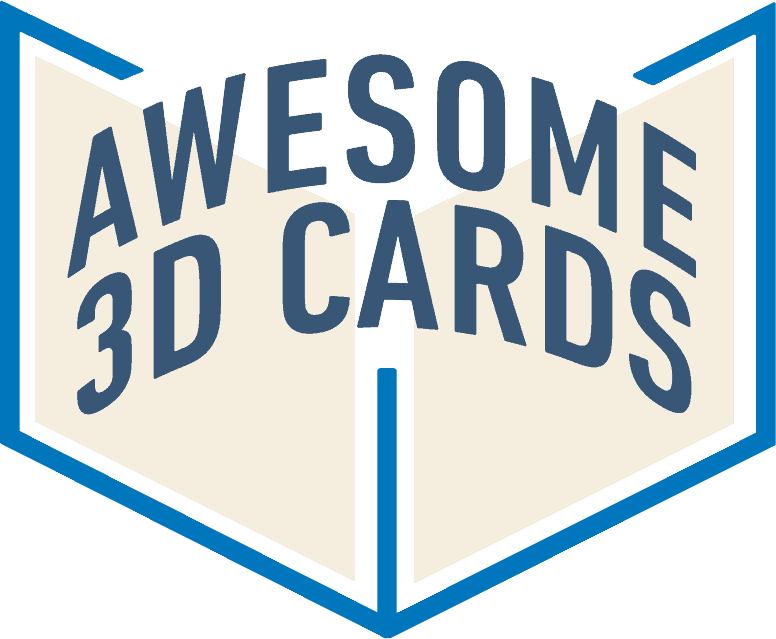 Awesome 3D Cards