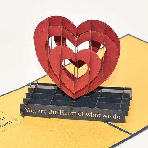 Heart-Pedestal