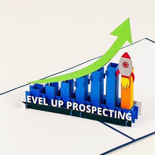 LevelUP Logo – Rocket