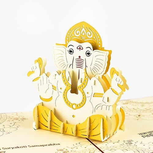 Deepavali Hindu Festival of Lights – Ganesha