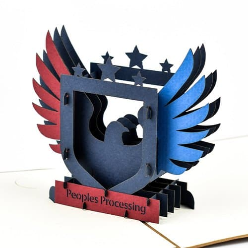 Financial Services – Logo -Eagle & Shield