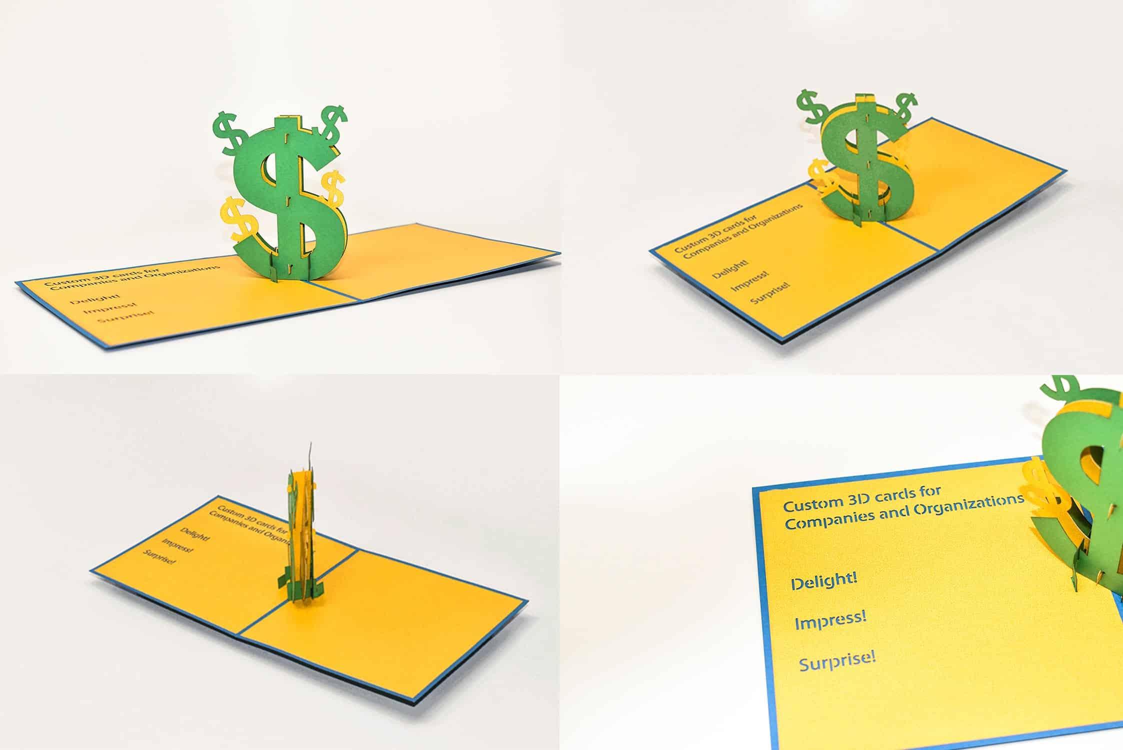 Dollar Sign Collage