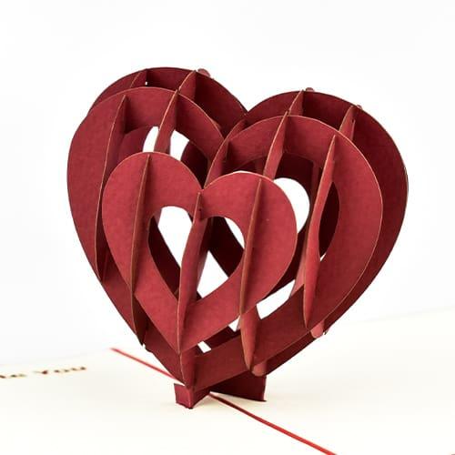 HEART (standing)