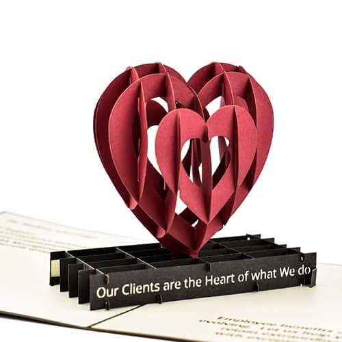 Heart on Pedestal