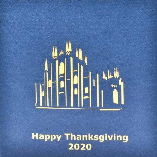 Church card front