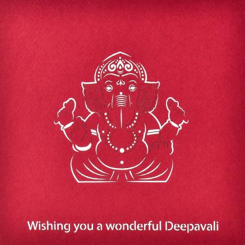 Deepavali card